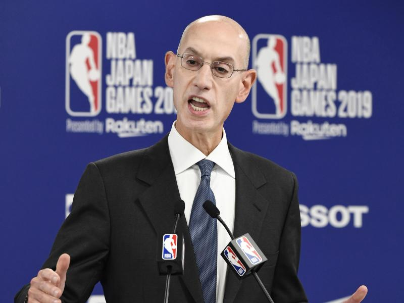 NBA-Boss: China wollte Rockets-Manager gefeuert sehen