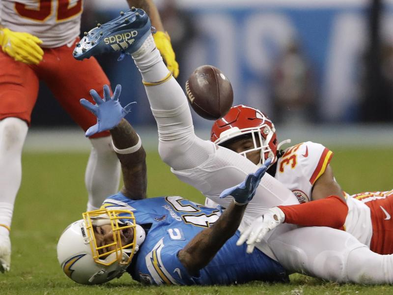 Kansas City besiegt Chargers in Mexiko